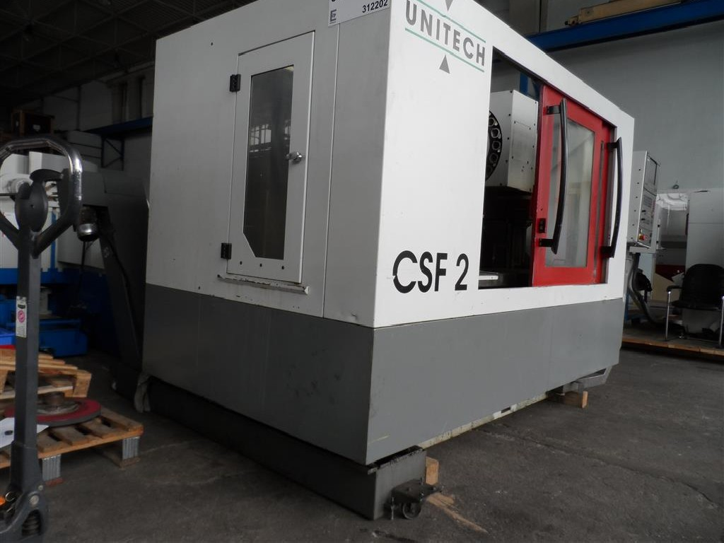 Travelling column milling machine Unitec CSF 2 photo on Industry-Pilot
