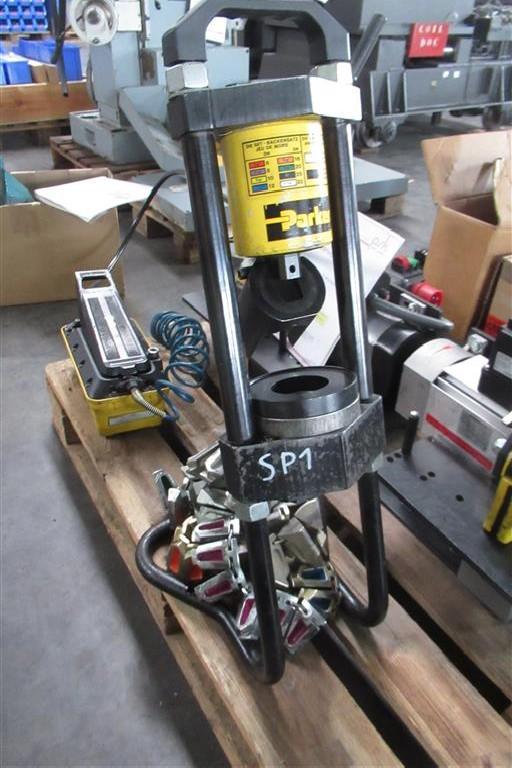 Пневматический пресс Parker PATG 1102N фото на Industry-Pilot