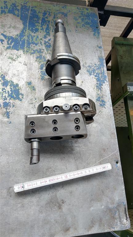 Сверлильная головка LENZ LPA 4S фото на Industry-Pilot
