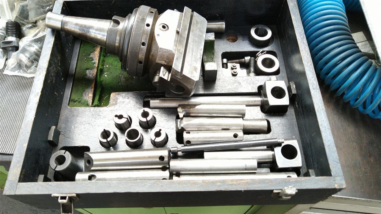 Сверлильная головка WOHLHAUPTER UPA 4 s5 фото на Industry-Pilot