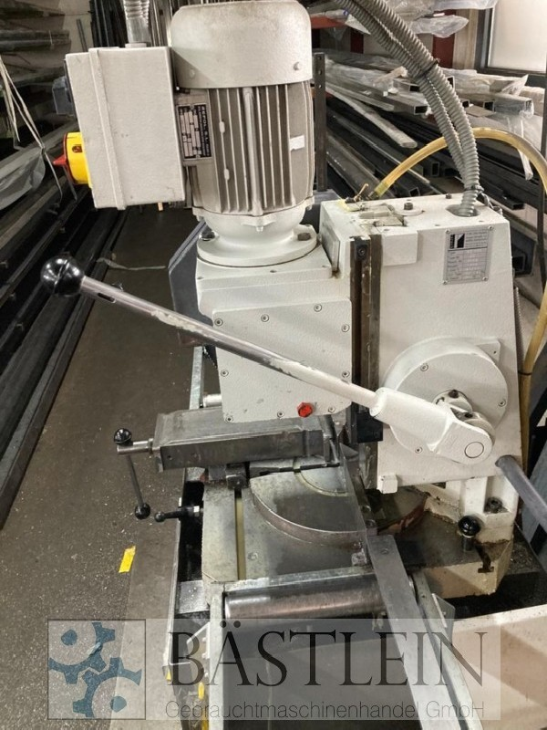 Cold-cutting saw RURACK VS 350 photo on Industry-Pilot