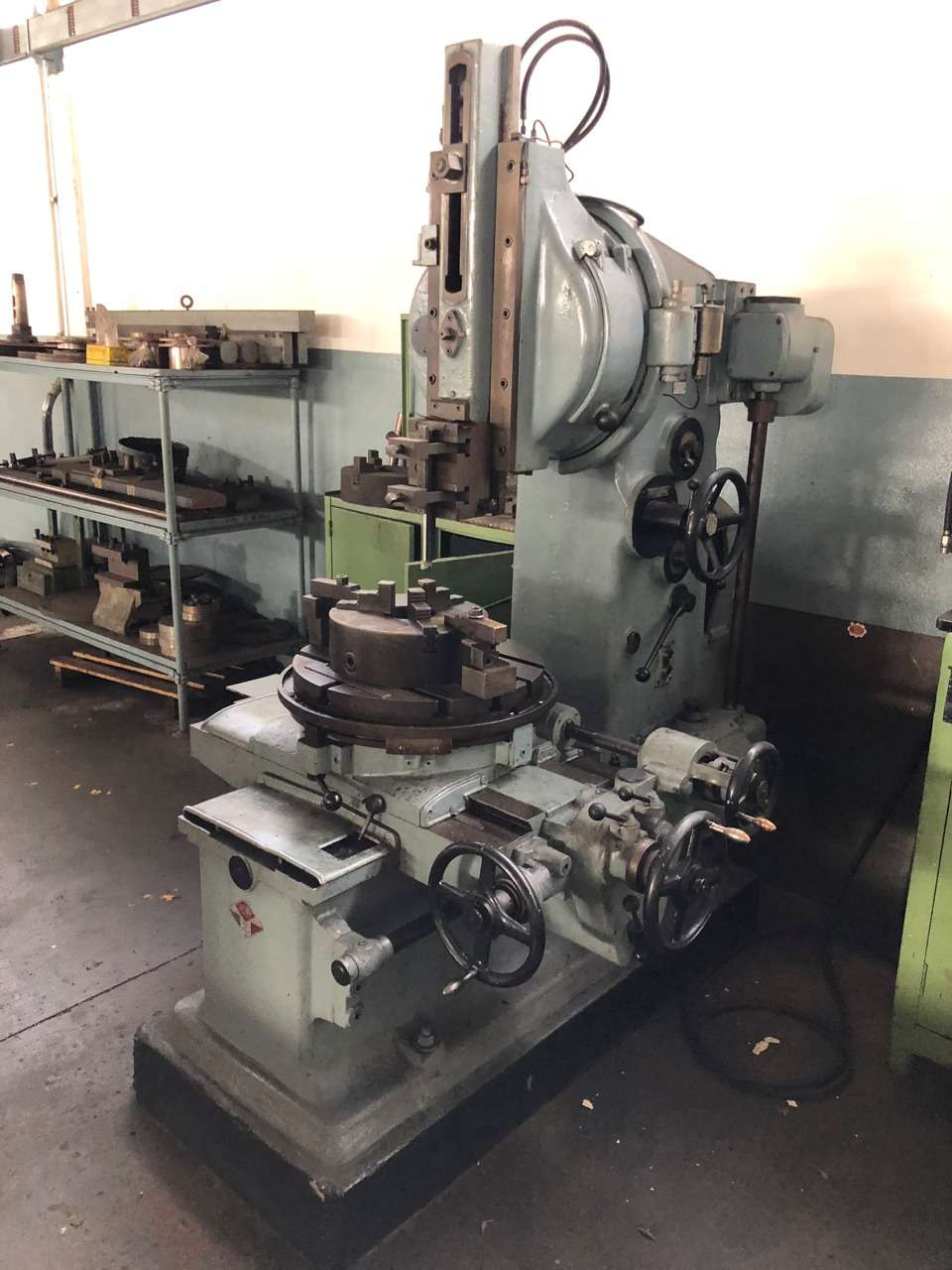 Slotting machine - vertical PENSOTTI SG 210 photo on Industry-Pilot