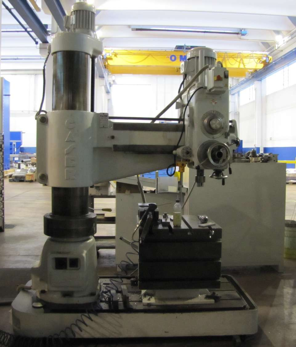 Radial Drilling Machine CASER  Bohrmaschinen photo on Industry-Pilot