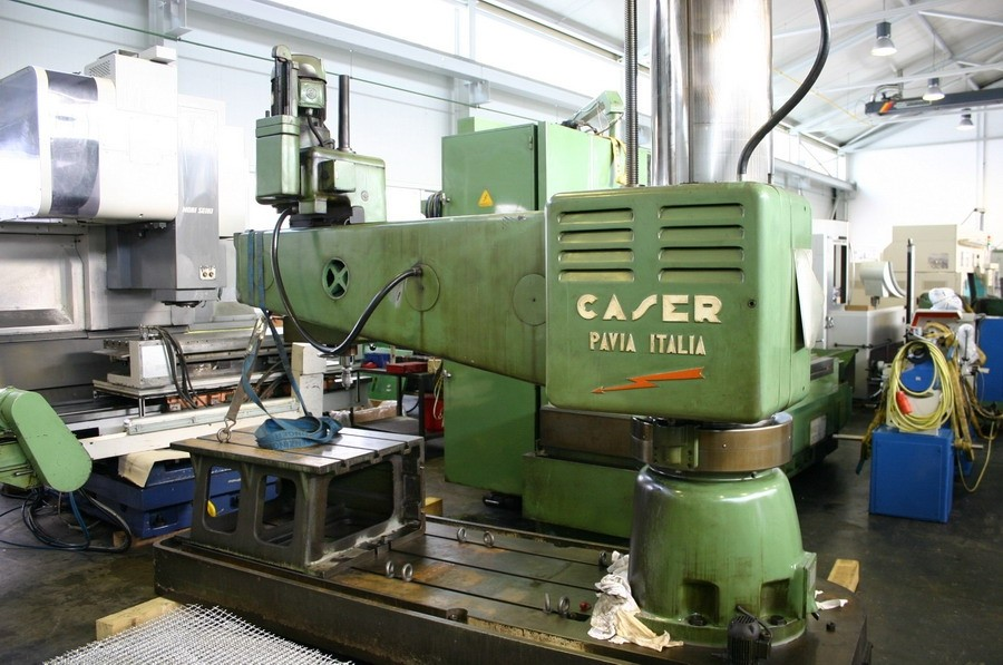 Radial Drilling Machine CASER F60 photo on Industry-Pilot