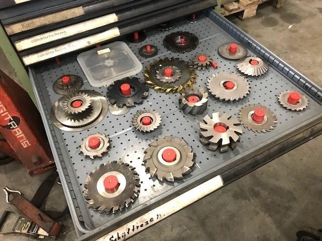 Milling Machine - Universal RAMBAUDI MS3P photo on Industry-Pilot
