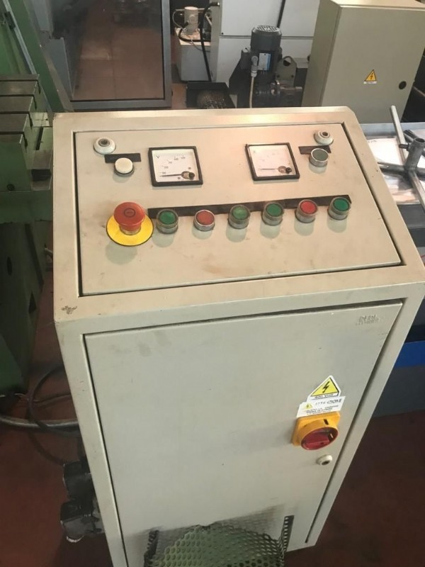 Slotting machine - vertical BACRI LIMA 500 photo on Industry-Pilot