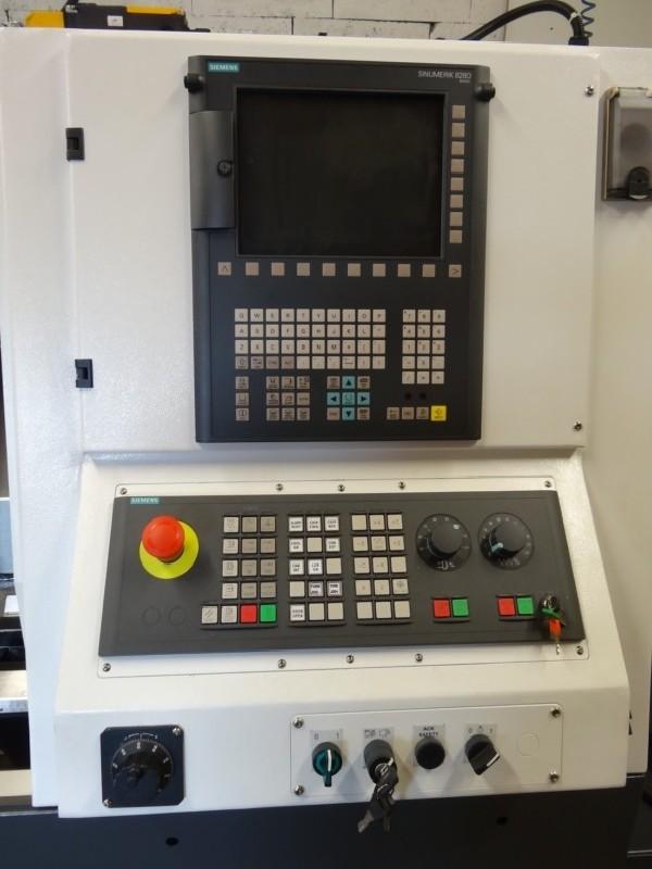 CNC Turning Machine JYOTI DX 200 5A photo on Industry-Pilot