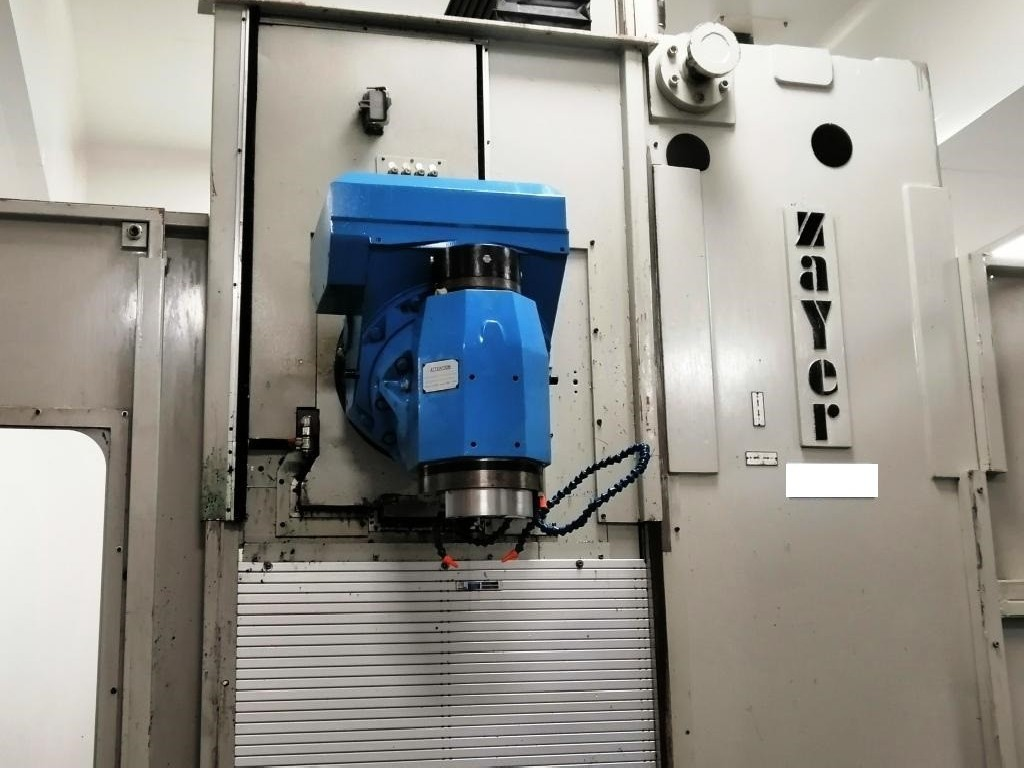 Bed Type Milling Machine - Universal ZAYER 30 KF 3000 AR photo on Industry-Pilot