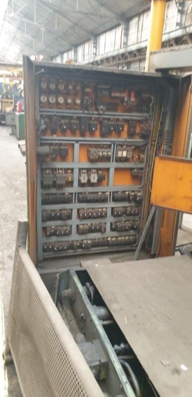 Gearwheel hobbing machine horizontal PFAUTER P 400 H x 2000 photo on Industry-Pilot