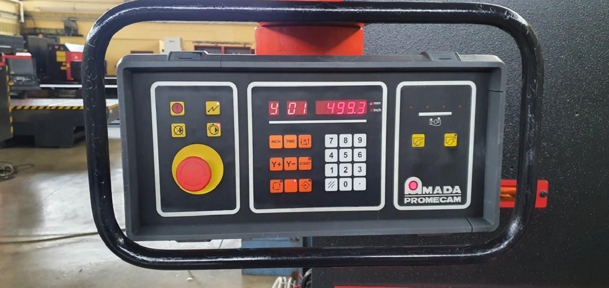 Гидравлические гильотинные ножницы AMADA GPX 630 фото на Industry-Pilot