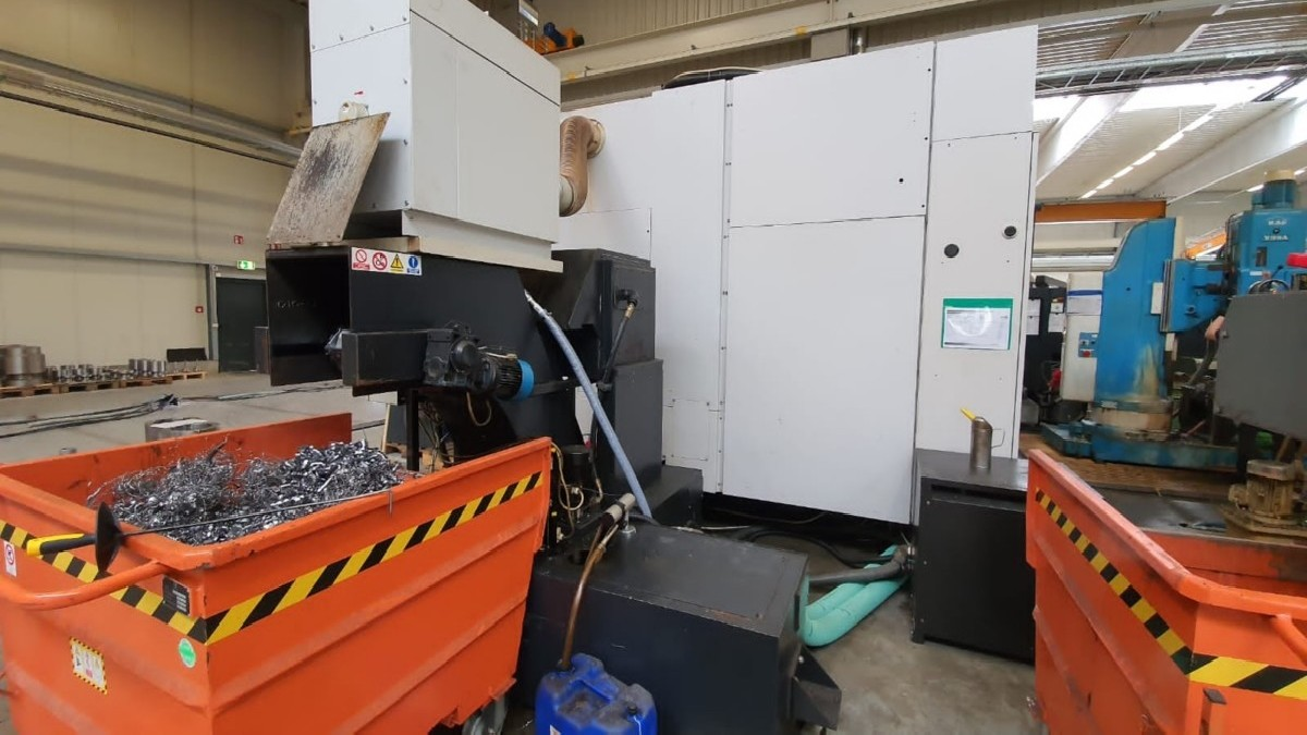 CNC Turning and Milling Machine HITACHI SEIKI SUPER HiCELL 400 / CH400 photo on Industry-Pilot