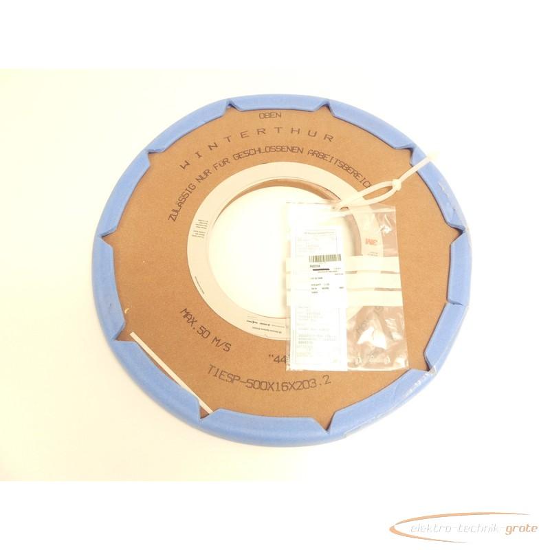 Abrasive wheel Winterthur B4184701 53A80 Schleifscheibe - ungebraucht! - photo on Industry-Pilot