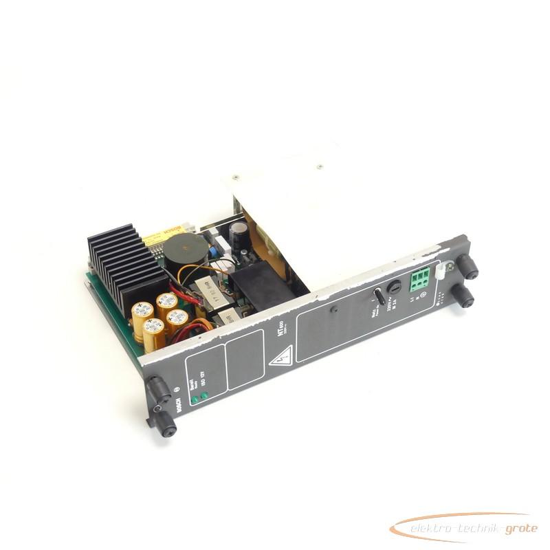 Power unit Bosch NT600 044618-120 Stromversorgung E Stand 1 SN:203581