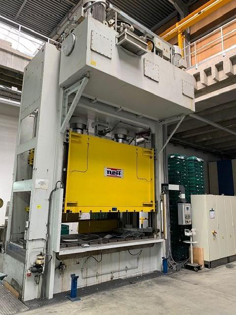 Hydraulic Press NEFF DZP 630 photo on Industry-Pilot