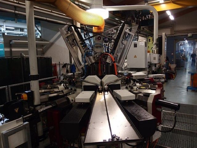 Automatic turning machines PFIFFNER HB 32/16 photo on Industry-Pilot