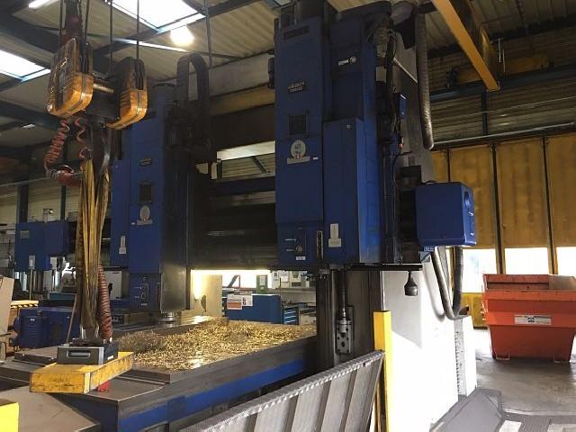 Gantry Milling Machine WALDRICH COBURG photo on Industry-Pilot