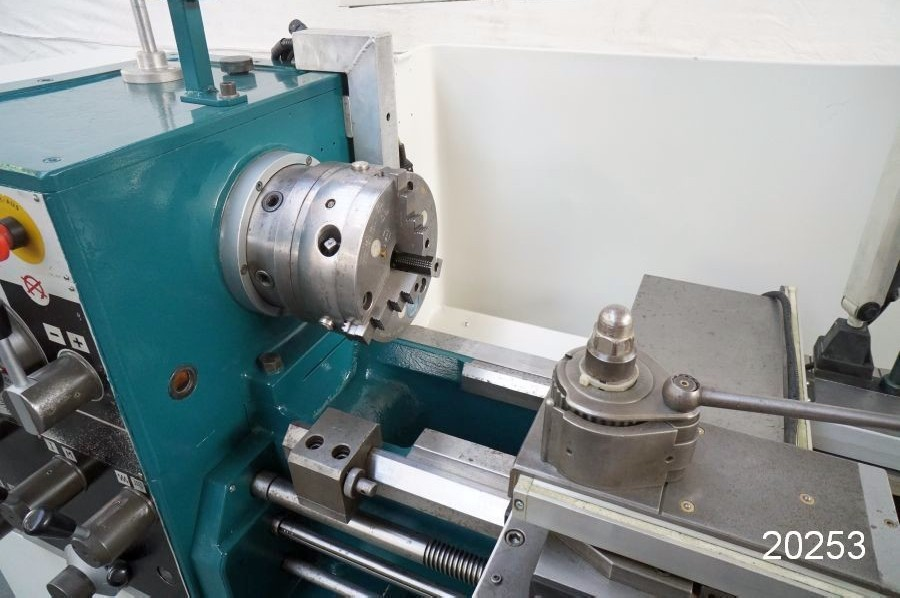 Screw-cutting lathe TONGIL TIPL - 4 SP / 400 x 1060 photo on Industry-Pilot