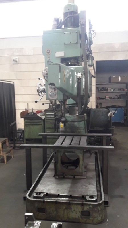 Radial Drilling Machine STANKOIMPORT 2 A 554 photo on Industry-Pilot