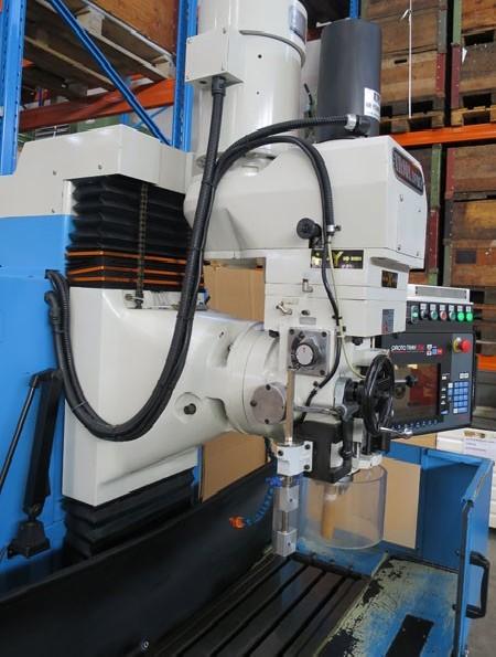 Обрабатывающий центр - универсальный TRAK DPM 750 фото на Industry-Pilot