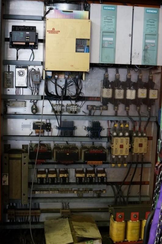 Карусельно-токарный станок одностоечный HESSAPP DV 80 NC фото на Industry-Pilot