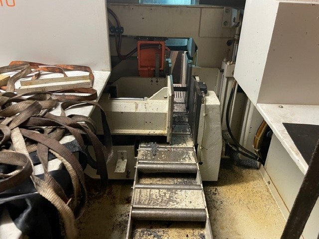 Automatic bandsaw machine - Horizontal KASTO Twin A2 photo on Industry-Pilot