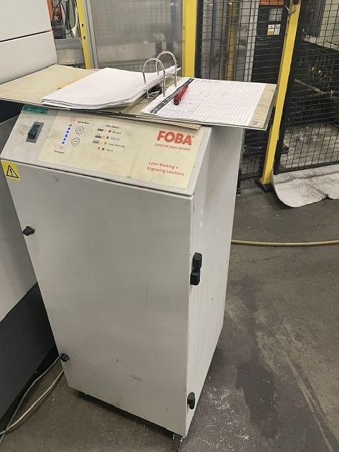 Станок лазерной резки FOBA M2000-R-Y.0100-FC фото на Industry-Pilot