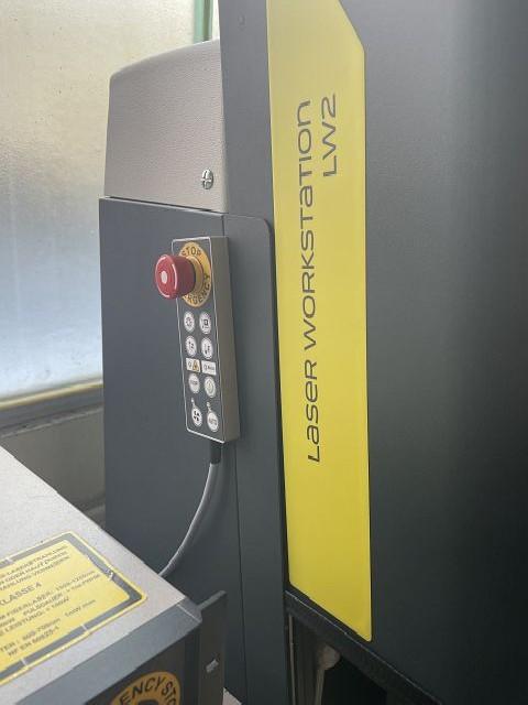 Станок лазерной резки GRAVOTECH LW2 фото на Industry-Pilot