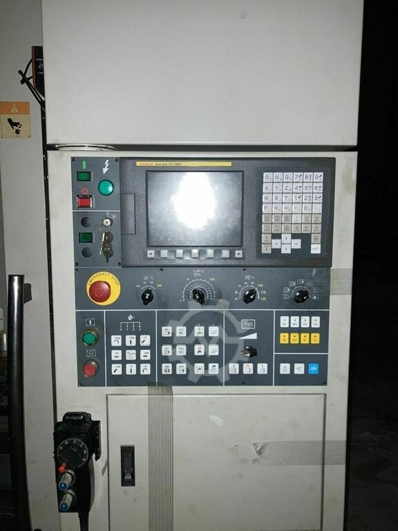 Обрабатывающий центр - вертикальный bridgeport HARDINGE GX 600 фото на Industry-Pilot