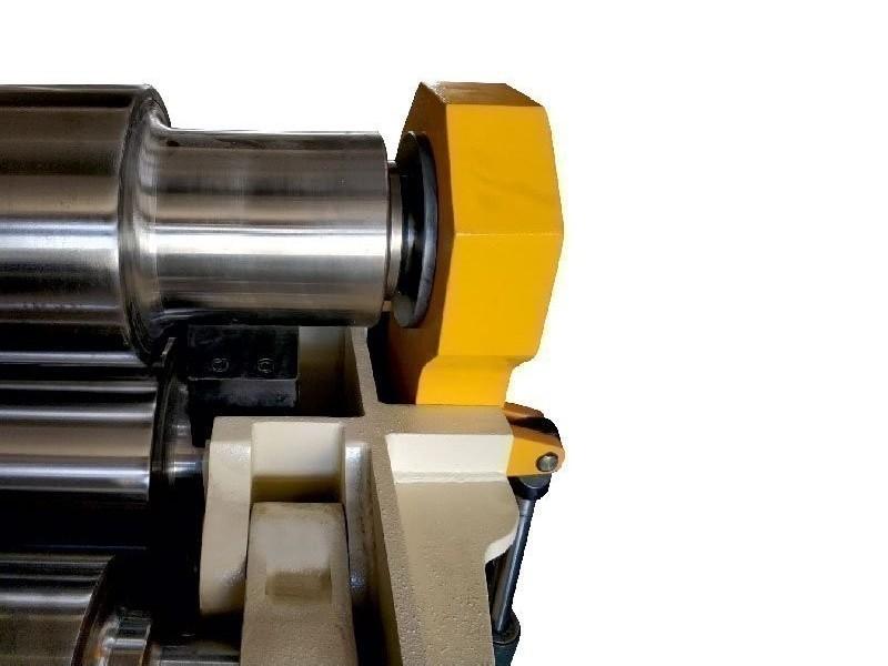 Plate Bending Machine - 4 Rolls OSTAS 4R OHS 3070 x 35/40 photo on Industry-Pilot