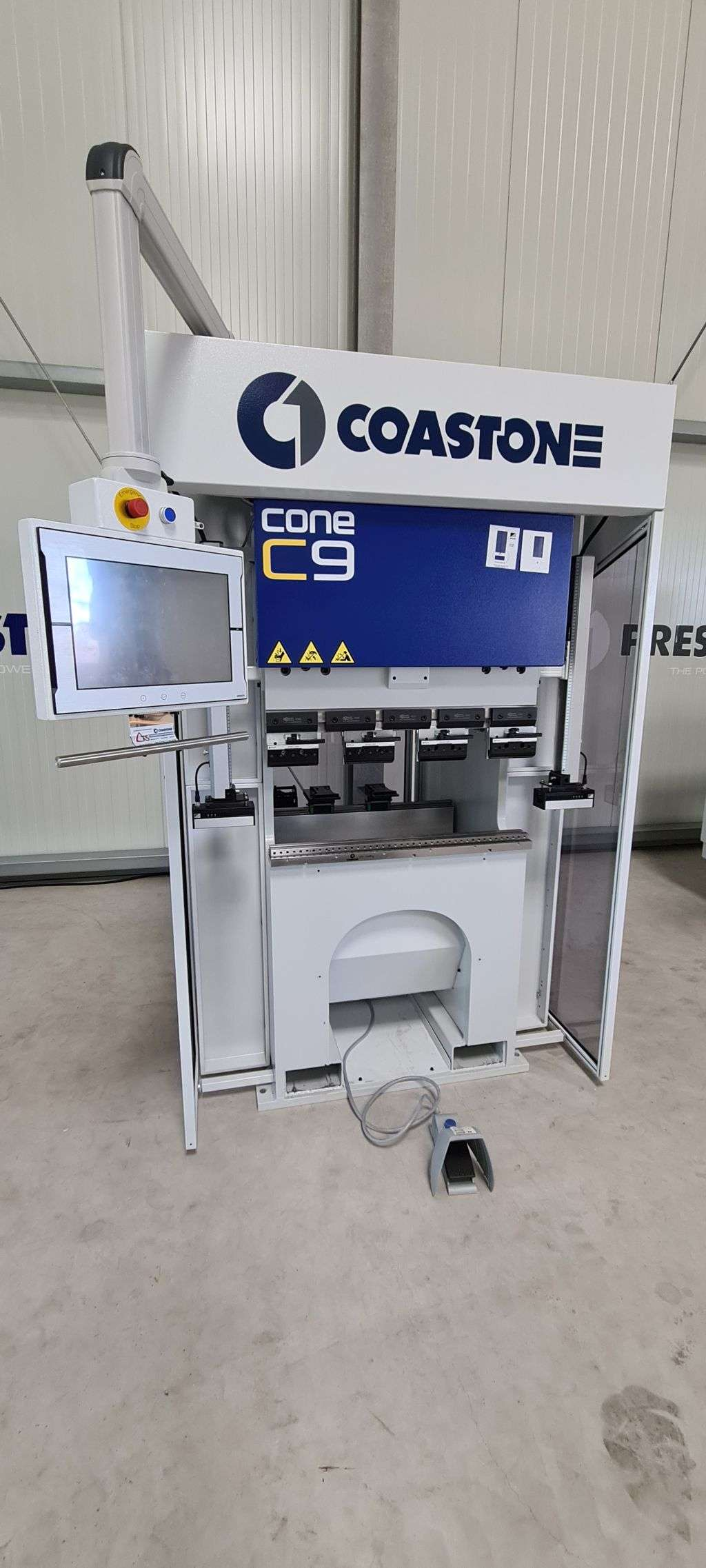 Abkantpresse - elektrisch Kompakte elektrische Abkantpresse C9 CoastOne photo on Industry-Pilot