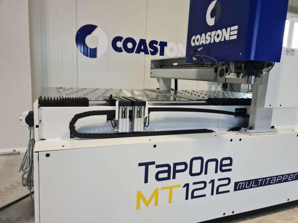 Станок для нарезки внутренней резьбы Gewindeschneidmaschine CoastOne MT1212 фото на Industry-Pilot