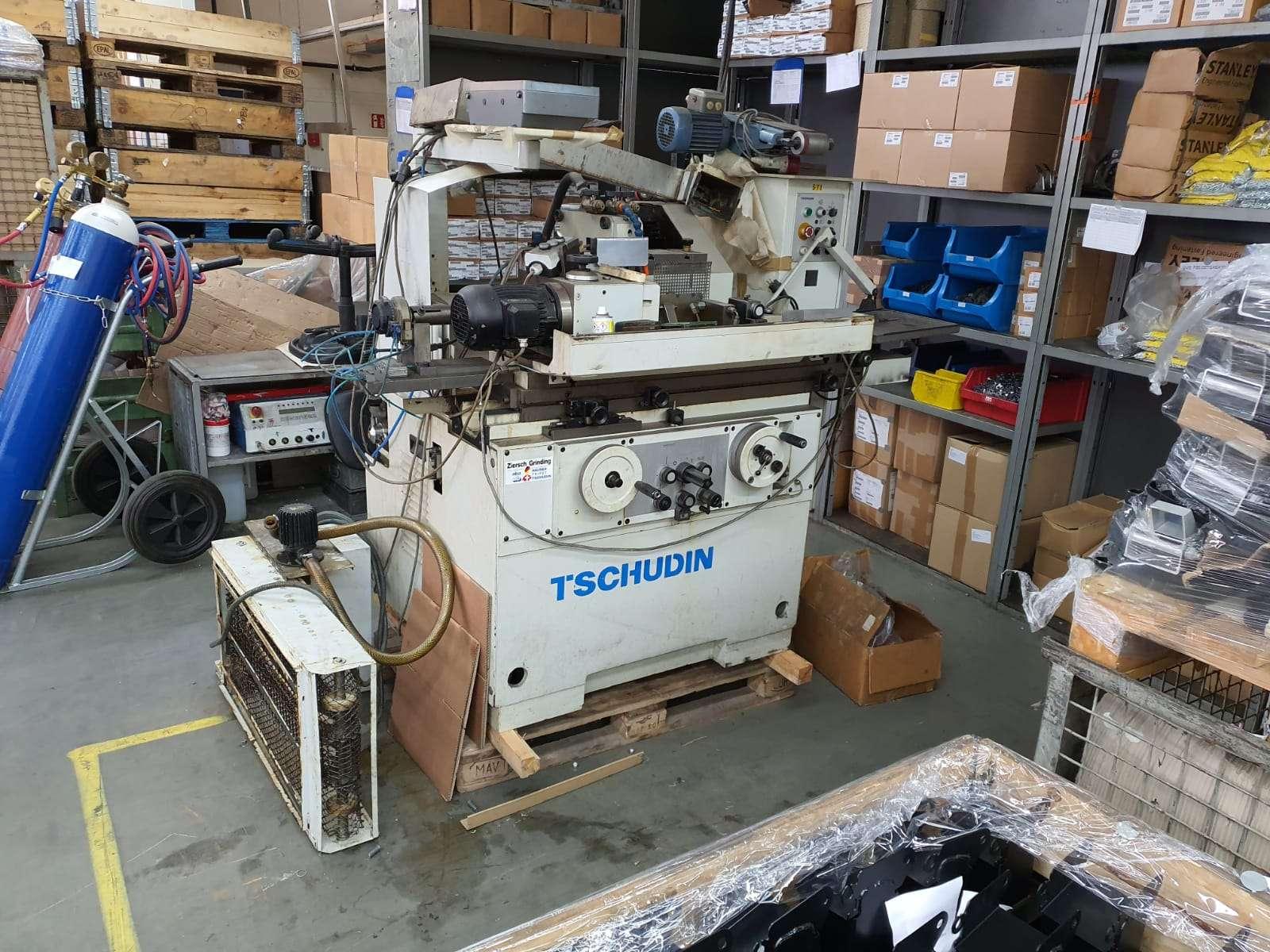 Cylindrical Grinding Machine TSCHUDIN HTG 310 photo on Industry-Pilot