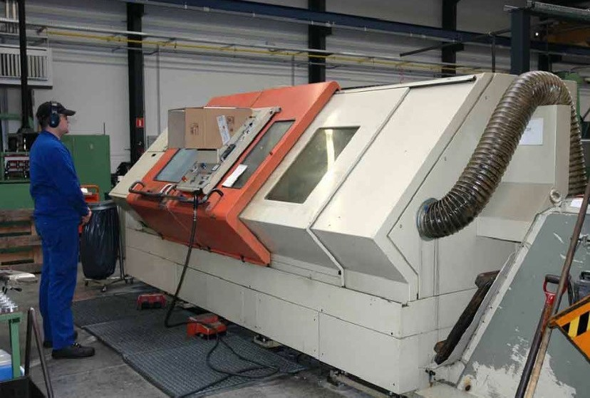 CNC Turning Machine GILDEMEISTER CT 60 photo on Industry-Pilot