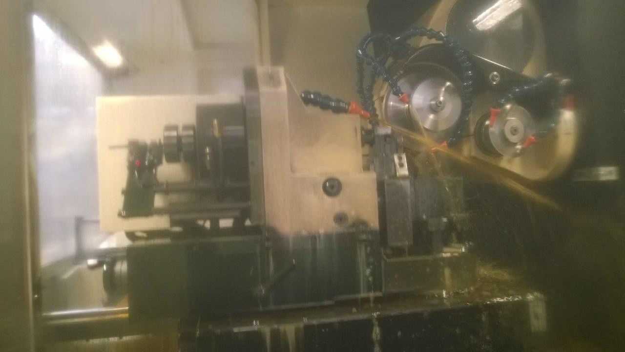 Tool grinding machine - universal ROLLOMATIC CNC 600 X photo on Industry-Pilot