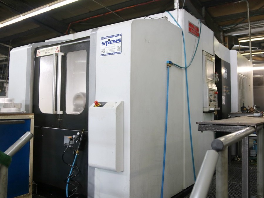 Machining Center - Horizontal MORI SEIKI NMH 5000 DCG 50 Y-Achse photo on Industry-Pilot