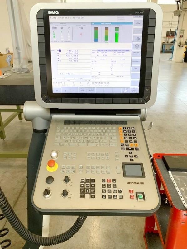 Обрабатывающий центр - универсальный DMG MORI SEIKI DMU 50 Universal фото на Industry-Pilot