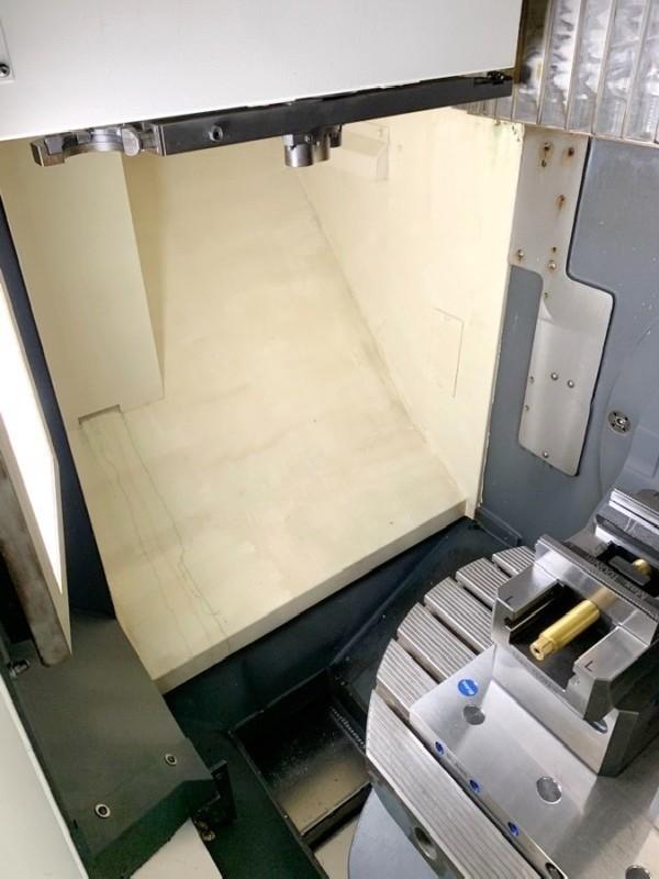 Обрабатывающий центр - универсальный DMG MORI SEIKI DMU 50 фото на Industry-Pilot