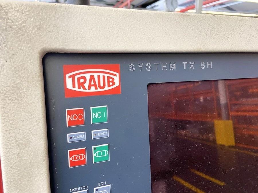 Прутковый токарный автомат продольного точения TRAUB TNM 28 фото на Industry-Pilot