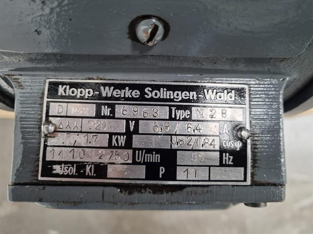 KLOPP M2B photo on Industry-Pilot