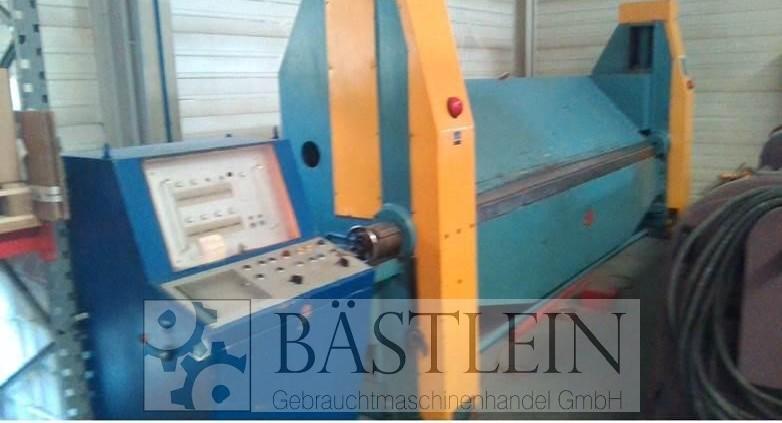 Листогиб с поворотной балкой RAS 77.41 фото на Industry-Pilot