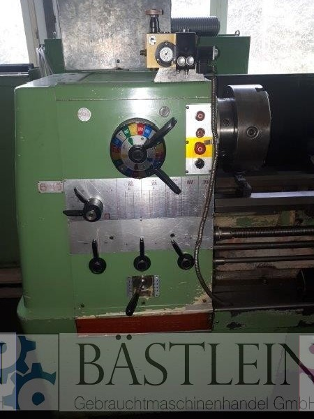 Screw-cutting lathe COLCHESTER Mascot 1600/600 photo on Industry-Pilot