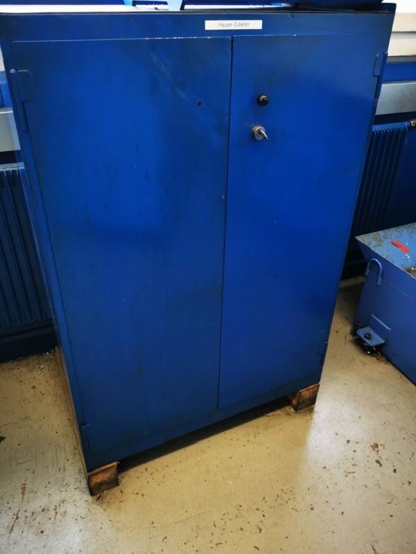 Координатно-расточной станок HAUSER 3 BA фото на Industry-Pilot