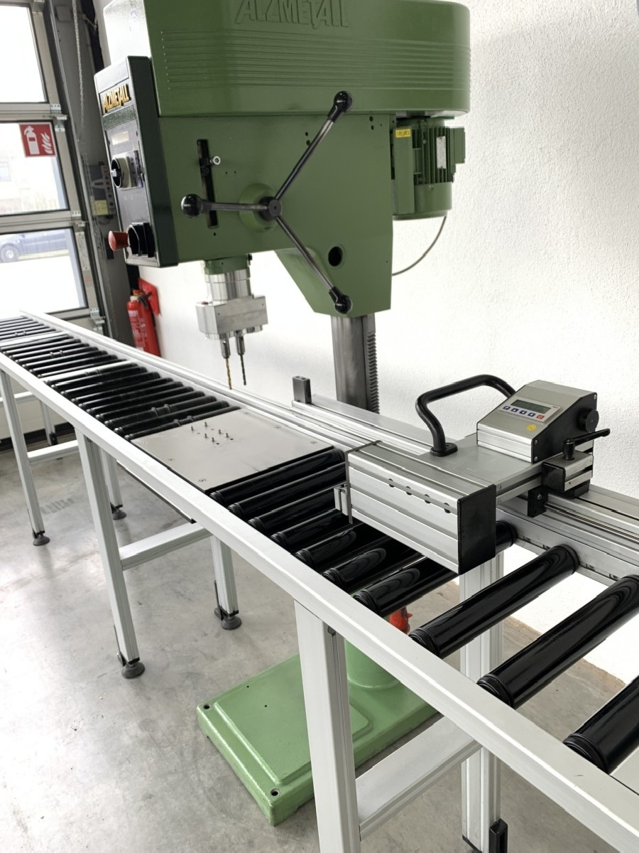 Upright Drilling Machine ALZMETALL AX3 photo on Industry-Pilot