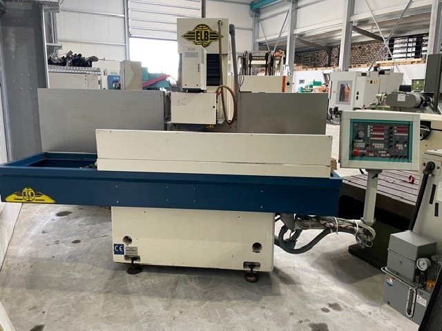 Surface Grinding Machine ELB Perfekt 6 Dose photo on Industry-Pilot