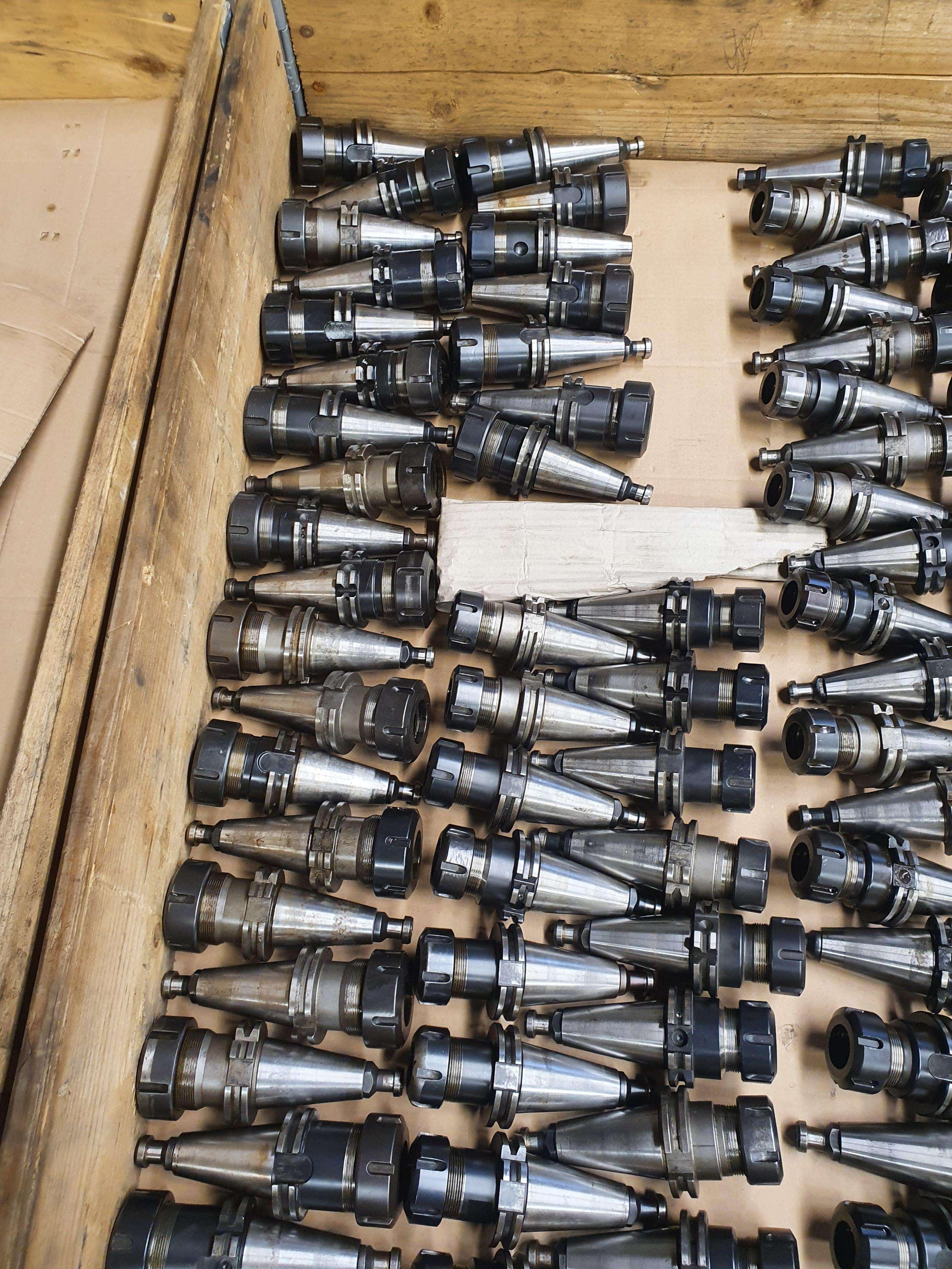 Toolholder Gebrauchte Werkzeughalter SK40 photo on Industry-Pilot