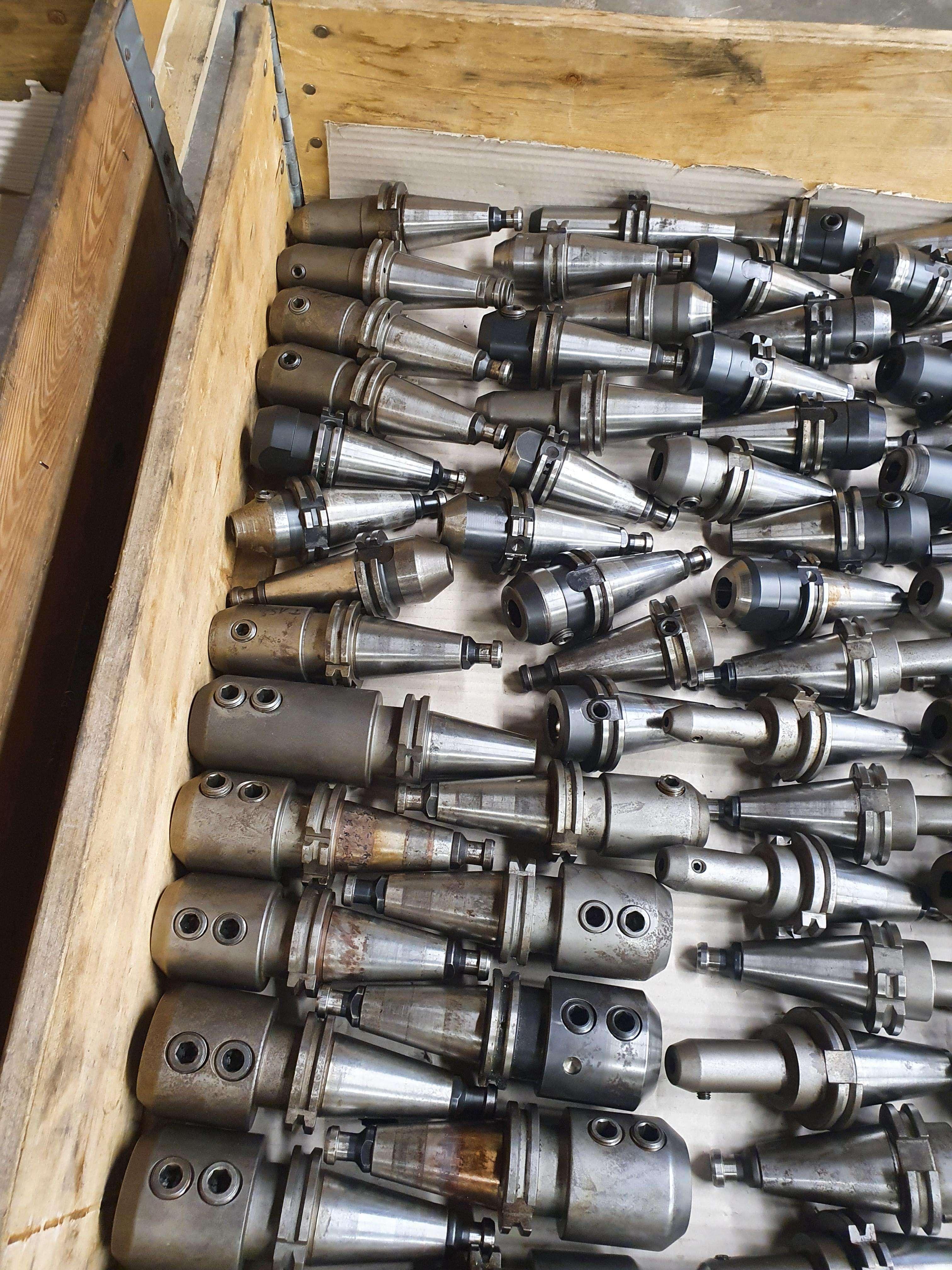 Toolholder Gebrauchte Werkzeughalter SK 40 photo on Industry-Pilot