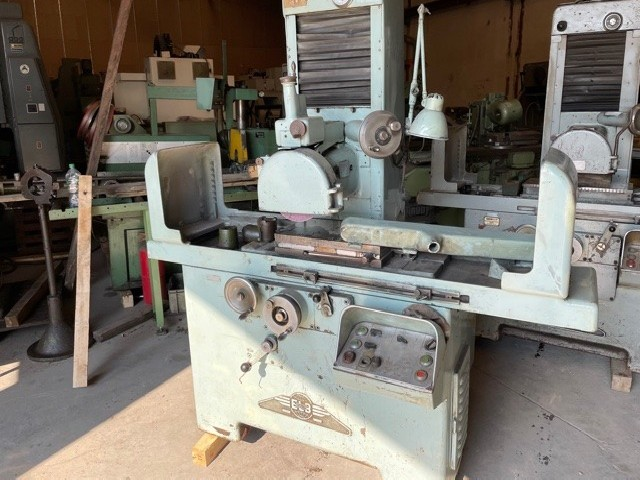 Surface Grinding Machine - Horizontal ELB SW 6 va 1 photo on Industry-Pilot