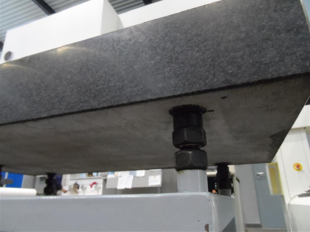 Разметочная плита OELZE GP 1000x600x120 фото на Industry-Pilot