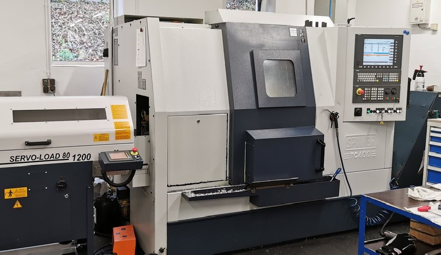 CNC Turning and Milling Machine SPINNER TC 600-52 SMCY Y-Achse photo on Industry-Pilot