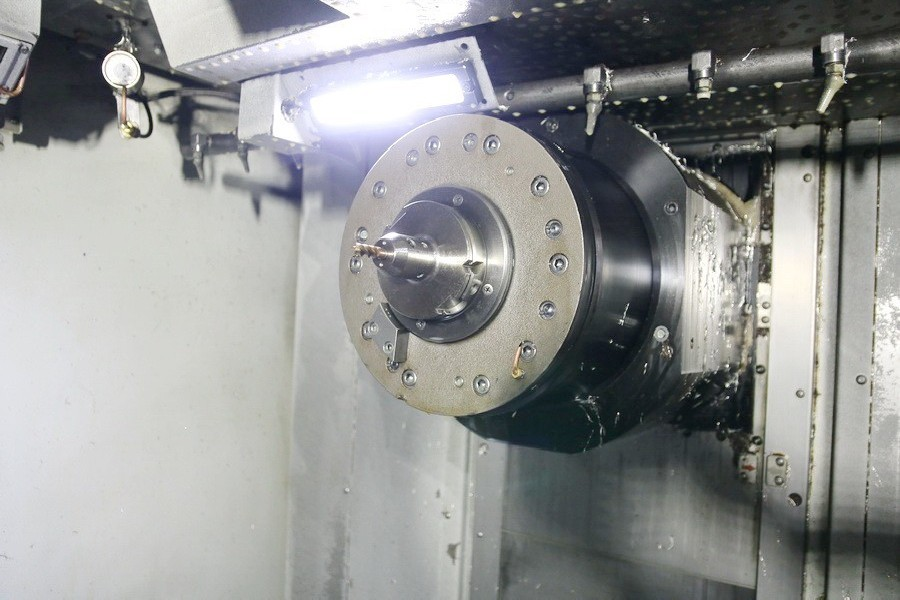 Обрабатывающий центр - горизонтальный MORI SEIKI NMH 5000 DCG / 50 фото на Industry-Pilot